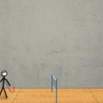 Stik badminton 2