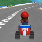 Super Mario karting