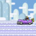 Super Mario na snijegu