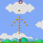 Super Mario skače
