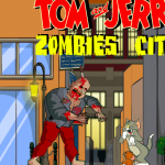 Tom i jerry u gradu zombija