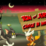Tom prelazi rijeku