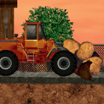 Traktor buldožer