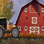 Traktor i bundeve