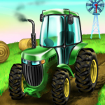 Traktor na farmi