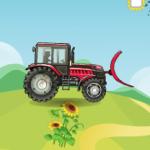 Traktorska snaga