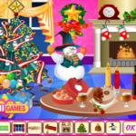 Uređivanje božićne sobe