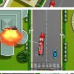 Vožnja vatrogasnim kamionom