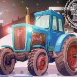 Zimske utrke traktora