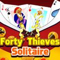 40 lopovi Solitaire