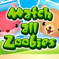Podudaranje svih Zoobies