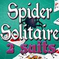 Spider Solitaire 2 odijela